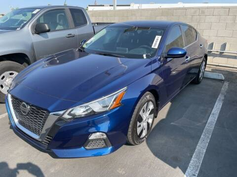 2019 Nissan Altima for sale at Nissan of Bakersfield in Bakersfield CA