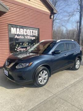 2014 Nissan Rogue for sale at Marcotte & Sons Auto Village in North Ferrisburgh VT