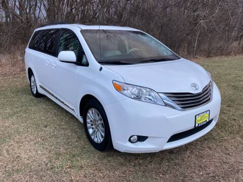 2013 Toyota Sienna for sale at M & M Motors in West Allis WI