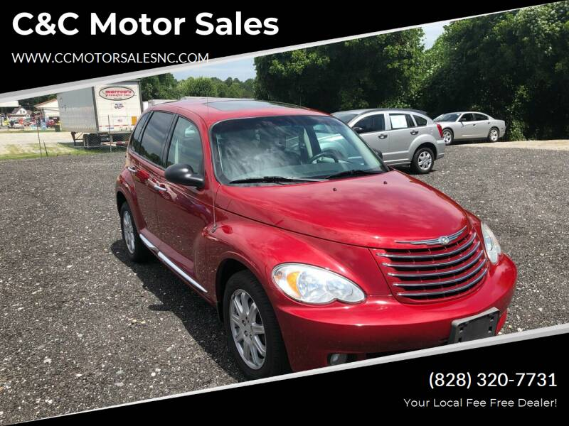 2010 Chrysler PT Cruiser for sale at C&C Motor Sales LLC in Hudson NC