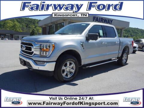 2021 Ford F-150 for sale at Fairway Ford in Kingsport TN