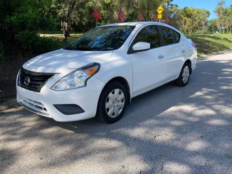 2016 Nissan Versa for sale at Low Price Auto Sales LLC in Palm Harbor FL