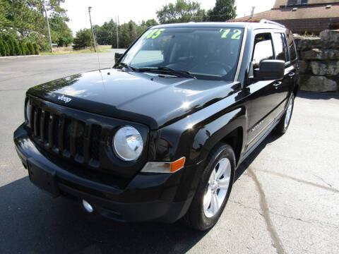 2012 Jeep Patriot for sale at Mike Federwitz Autosports, Inc. in Wisconsin Rapids WI