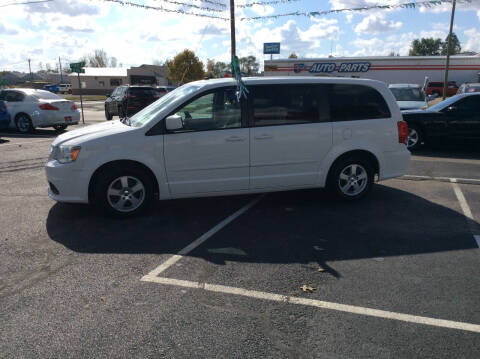 2012 Dodge Grand Caravan for sale at BISHOP MOTORS inc. in Mount Carmel IL