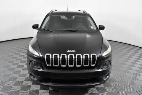 2017 Jeep Cherokee for sale at Southern Auto Solutions-Jim Ellis Hyundai in Marietta GA