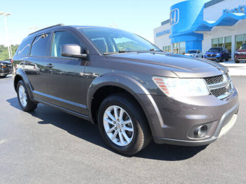 2017 Dodge Journey for sale at RUSTY WALLACE HONDA in Knoxville TN