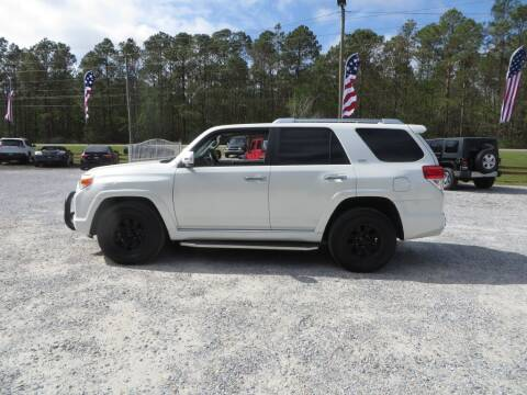 2012 Toyota 4Runner for sale at Ward's Motorsports in Pensacola FL
