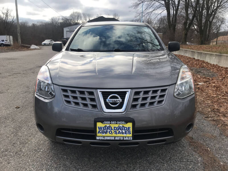 2010 Nissan Rogue for sale at Worldwide Auto Sales in Fall River MA