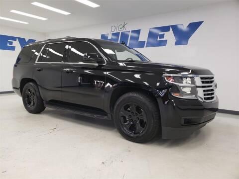 2018 Chevrolet Tahoe for sale at HILEY MAZDA VOLKSWAGEN of ARLINGTON in Arlington TX