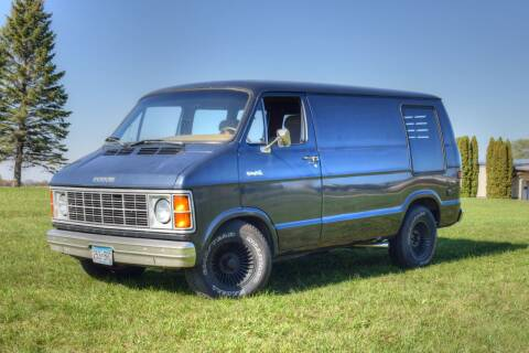 1979 Dodge Ram Van for sale at Hooked On Classics in Watertown MN