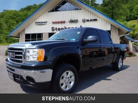 2013 GMC Sierra 1500 for sale at Stephens Auto Center of Beckley in Beckley WV