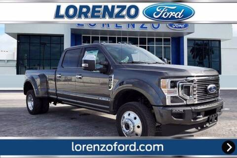 2020 Ford F-450 Super Duty for sale at Lorenzo Ford in Homestead FL