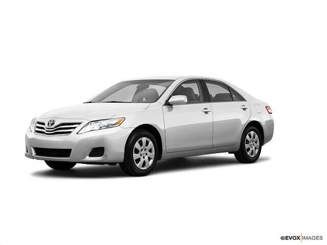 2010 Toyota Camry for sale at CHAPARRAL USED CARS in Piney Flats TN