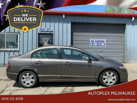 2010 Honda Civic for sale at Autoplex 3 in Milwaukee WI