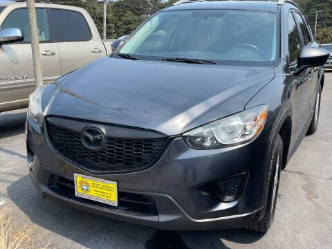 2014 Mazda CX-5 for sale at HARE CREEK AUTOMOTIVE in Fort Bragg CA