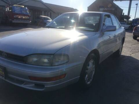 1992 Toyota Camry for sale at A-1 Auto Broker Inc. in San Antonio TX