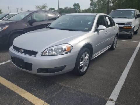 2012 Chevrolet Impala for sale at Strosnider Chevrolet in Hopewell VA