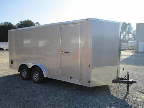 2021 Continental Cargo Sunshine 7.5x16 Vnose for sale at Vehicle Network - HGR'S Truck and Trailer in Hope Mill NC
