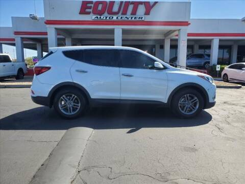 2018 Hyundai Santa Fe Sport for sale at EQUITY AUTO CENTER in Phoenix AZ