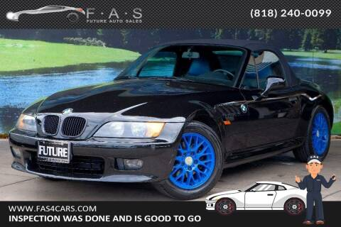 1998 BMW Z3 for sale at Best Car Buy in Glendale CA