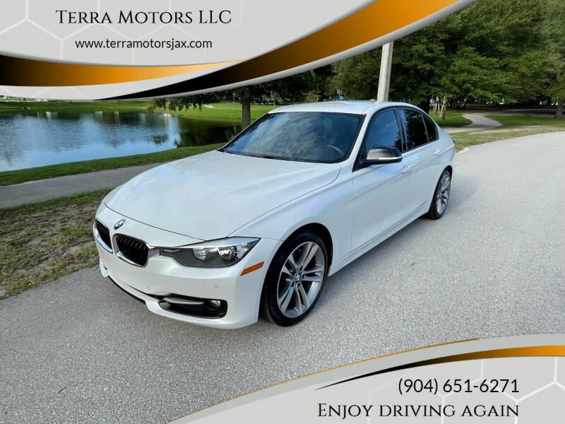 2015 BMW 3 Series for sale at Terra Motors LLC in Jacksonville FL