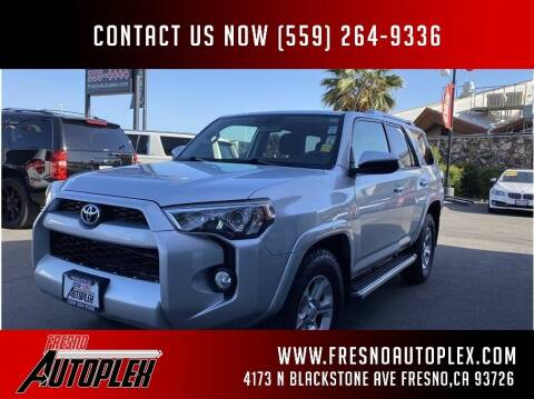 2014 Toyota 4Runner for sale at Fresno Autoplex in Fresno CA