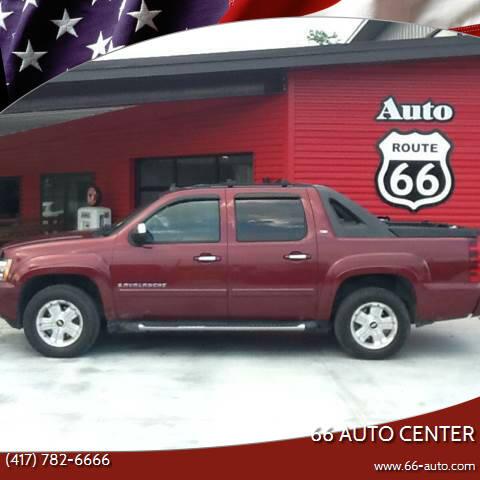 2008 Chevrolet Avalanche for sale at 66 Auto Center in Joplin MO