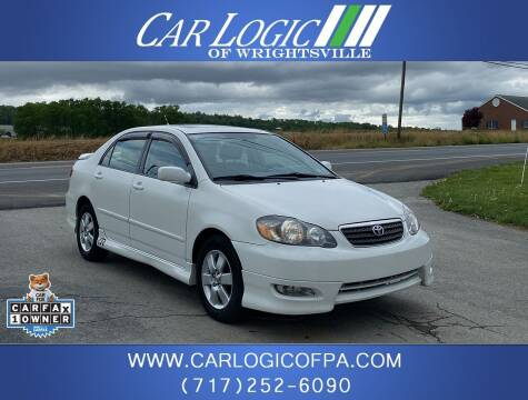 2007 Toyota Corolla for sale at Car Logic in Wrightsville PA