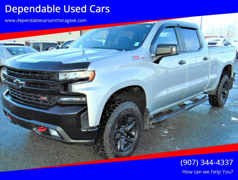 2020 Chevrolet Silverado 1500 for sale at Dependable Used Cars in Anchorage AK