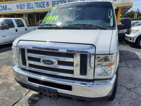 2013 Ford E-Series Cargo for sale at Autos by Tom in Largo FL