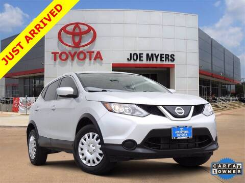 2019 Nissan Rogue Sport for sale at Joe Myers Toyota PreOwned in Houston TX