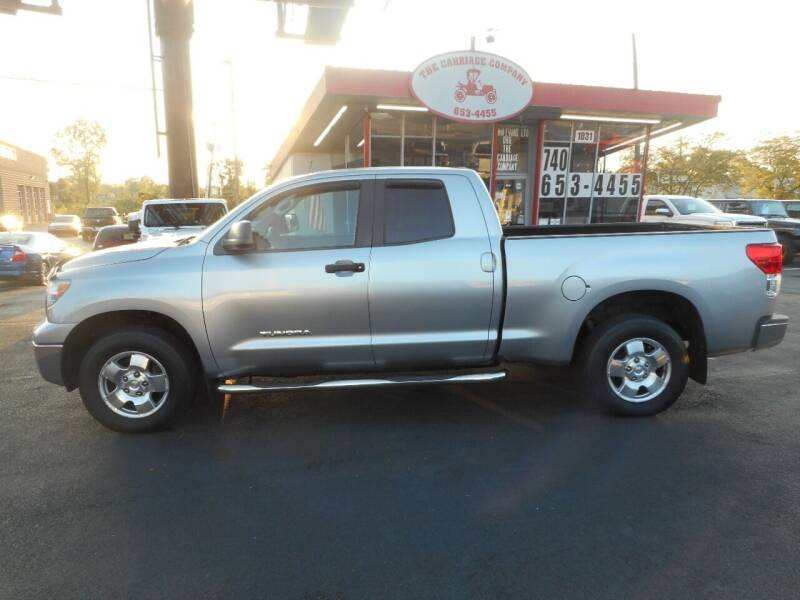 2012 Toyota Tundra for sale at The Carriage Company in Lancaster OH