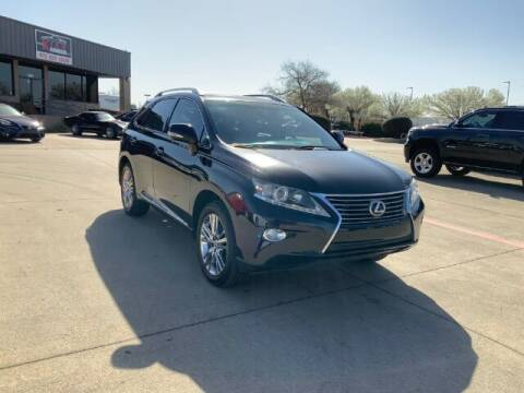 2015 Lexus RX 350 for sale at KIAN MOTORS INC in Plano TX