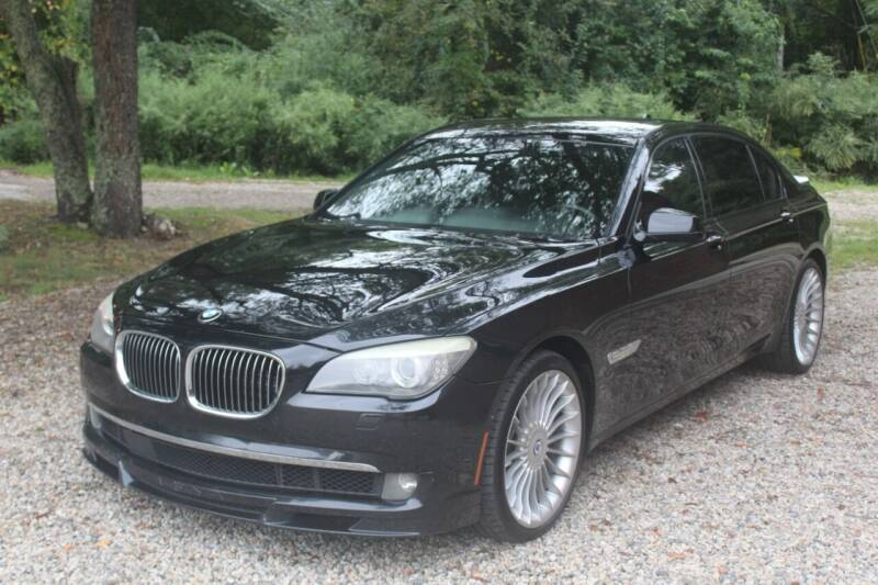 2011 BMW 7 Series for sale at SODA MOTORS AUTO SALES LLC in Newport RI