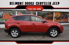 2014 Toyota RAV4 for sale at BELMONT DODGE CHRYSLER JEEP in Barnesville OH