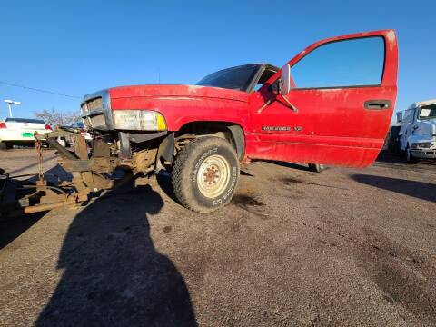 1994 Dodge Ram Pickup 2500 for sale at Geareys Auto Sales of Sioux Falls, LLC in Sioux Falls SD