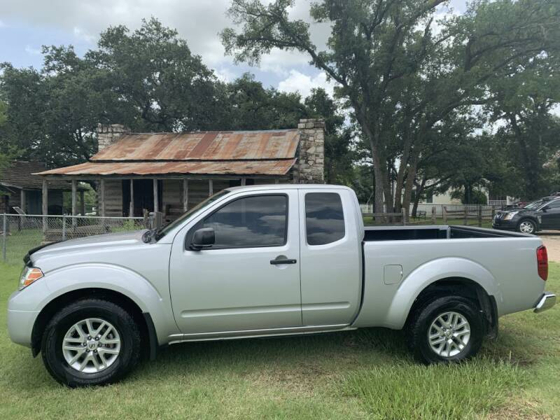 2019 Nissan Frontier for sale at Village Motors Of Salado in Salado TX