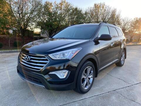 2014 Hyundai Santa Fe for sale at Triple A's Motors in Greensboro NC
