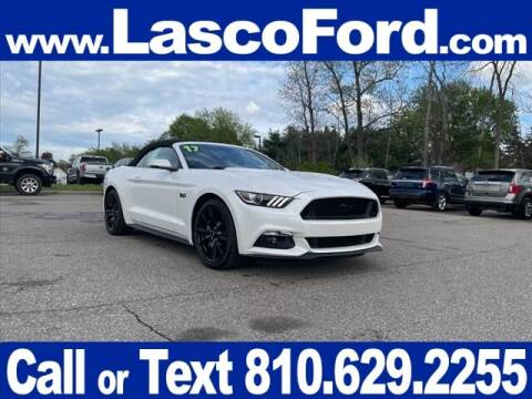 2017 Ford Mustang for sale at Lasco of Grand Blanc in Grand Blanc MI