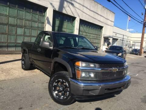 2007 Chevrolet Colorado for sale at Illinois Auto Sales in Paterson NJ