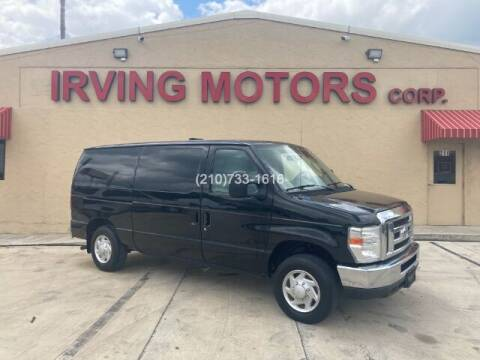 2014 Ford E-Series Cargo for sale at Irving Motors Corp in San Antonio TX