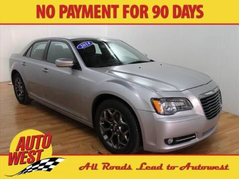 2014 Chrysler 300 for sale at Autowest of GR in Grand Rapids MI
