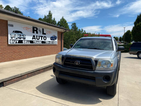 2008 Toyota Tacoma for sale at R & L Autos in Salisbury NC