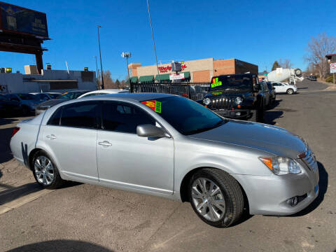 2008 Toyota Avalon for sale at Sanaa Auto Sales LLC in Denver CO