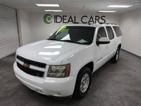 2007 Chevrolet Suburban for sale at Ideal Cars Apache Junction in Apache Junction AZ