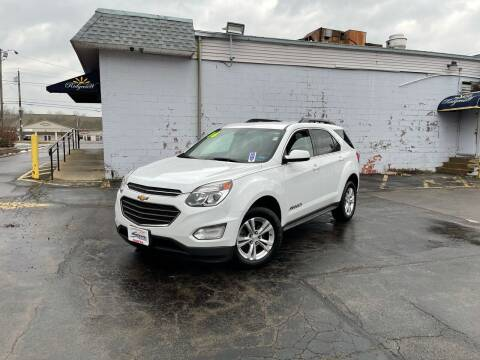 2016 Chevrolet Equinox for sale at Santa Motors Inc in Rochester NY