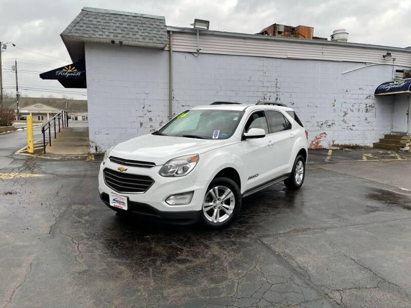 2016 Chevrolet Equinox for sale at Santa Motors Inc in Rochester NY
