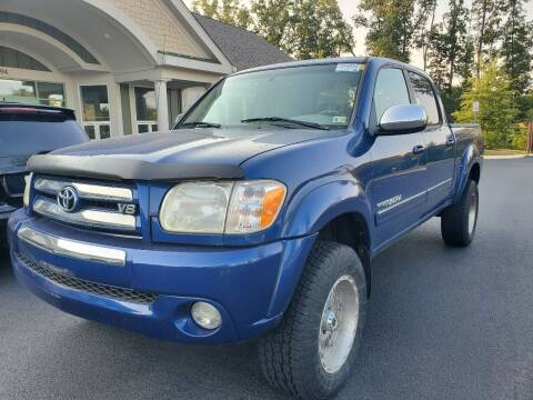 2005 Toyota Tundra for sale at M & M Auto Brokers in Chantilly VA