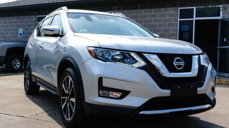 2019 Nissan Rogue for sale at World Auto Net in Cuyahoga Falls OH