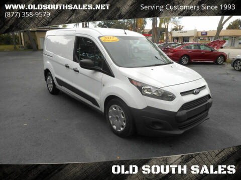 2017 Ford Transit Connect Cargo for sale at OLD SOUTH SALES in Vero Beach FL